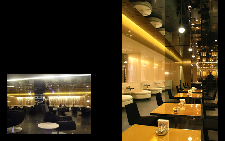 Arcabi Associates Talk Restaurant Chengdu